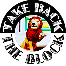 psychedelic lion 16 take back the block 3 inch proc